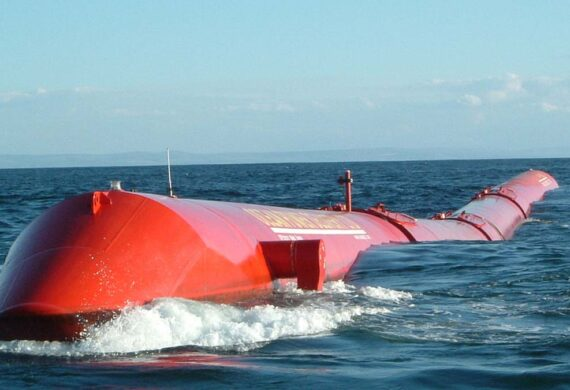 Why Wave Energy Conversion ?
