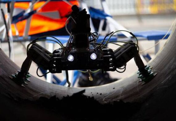 Robotics: Autobots Transform in the Offshore Energy Sector